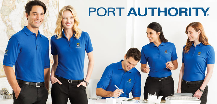 Custom Embroidered Port Authority Apparel & Accessories!